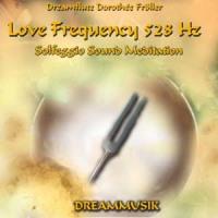 Meditationsmusik in der Solfeggiofrequenz 528 Hz