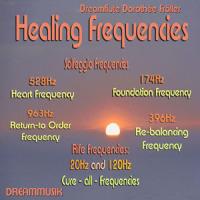 Heilsame Frequenzen - ein Geschenk an die Welt