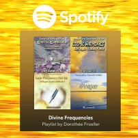 Divine Frequencies on Spotify