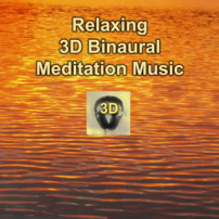 Relaxing 3D Binaural Meditation Music