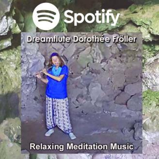 Dreamflute Dorothée Fröller auf Spotify